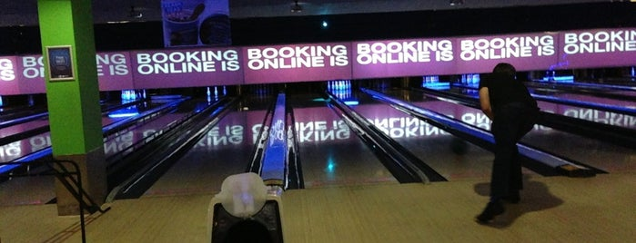 Tenpin is one of London, UK (attractions).