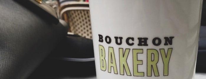 Bouchon Bakery is one of رند: сохраненные места.