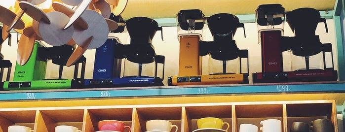 Coffeedesk is one of Work From Cafe / ditch your office.