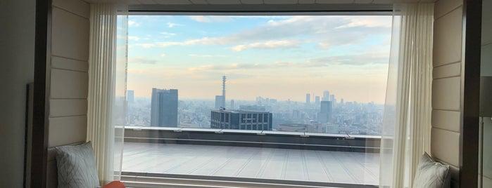 The Prince Gallery Tokyo Kioicho is one of Locais curtidos por Chris.
