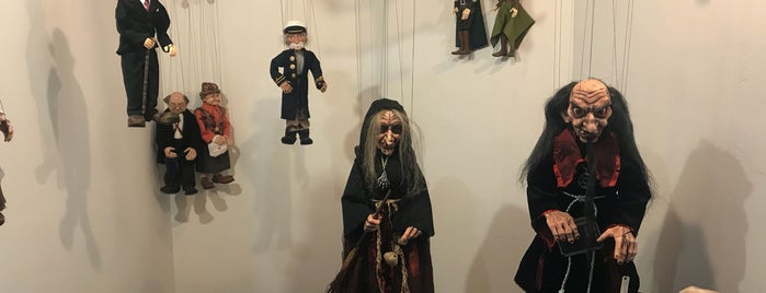 Czech Marionettes is one of Prague.