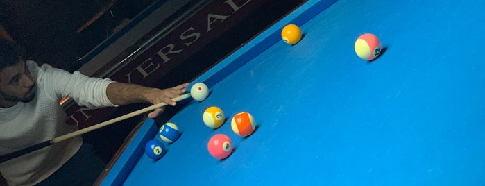 Star Zone 2 for Billiards ستار زون is one of Lieux qui ont plu à Hiroshi ♛.