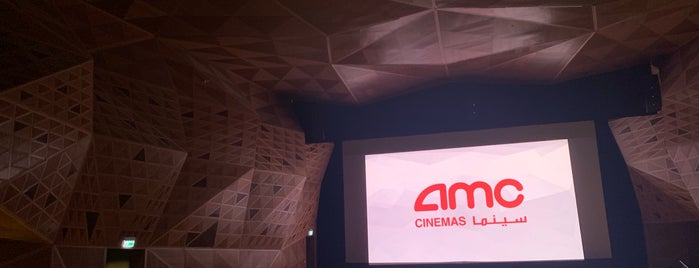 AMC Cinemas is one of Tempat yang Disukai Eng.Salman.