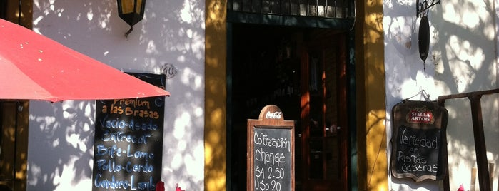 Restaurant Rio De La Plata is one of Posti che sono piaciuti a Henrique.