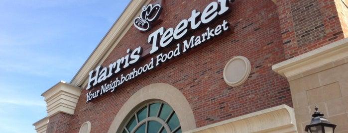 Harris Teeter is one of Steve'nin Beğendiği Mekanlar.