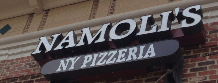 Namoli's NY Pizzeria is one of Food.
