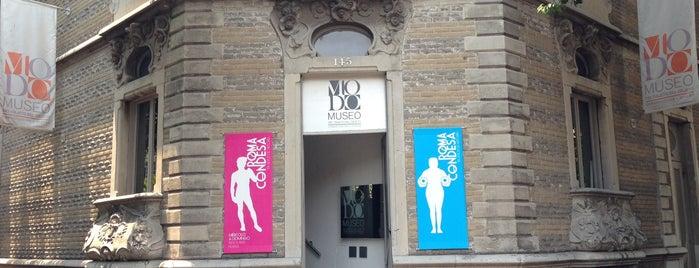 MODO Museo del Objeto del Objeto is one of VoltaBikeFriendly.