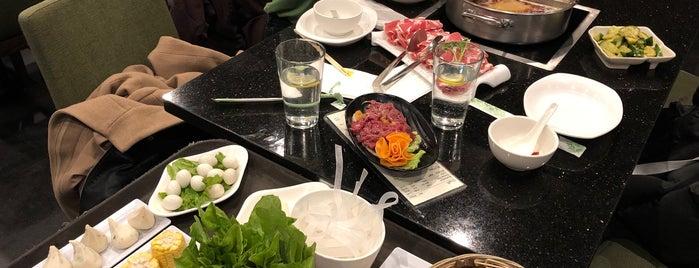 Little Sheep Mongolian Hot Pot is one of NYC Restaurants.