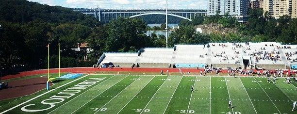 Robert K. Kraft Field is one of New York City Sports.