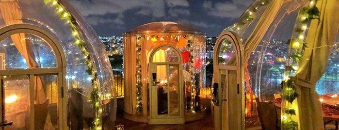 Terrace Suites is one of Orte, die Erkan gefallen.