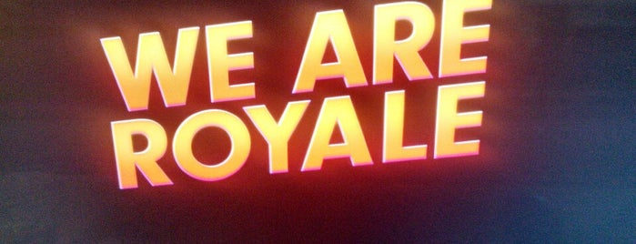 We Are Royale is one of Locais curtidos por Jayson.