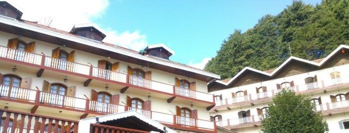Hotel Leão da Montanha is one of Campos.