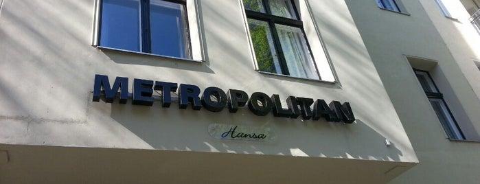 Hotel Metropolitan is one of Berlin.