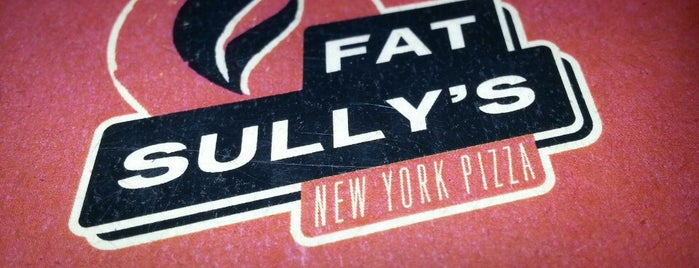 Fat Sully's Pizza is one of Denver.