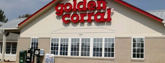 Golden Corral is one of Favorite.