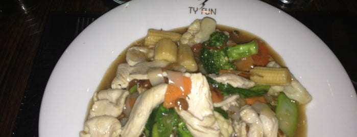 Ty Fun Thai Bistro is one of Cle Top 100.