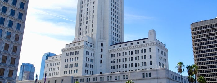 Civic Center is one of Rough Guide to Los Angeles.