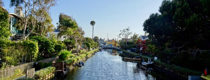Venice Canal Historic District is one of Los Angeles.
