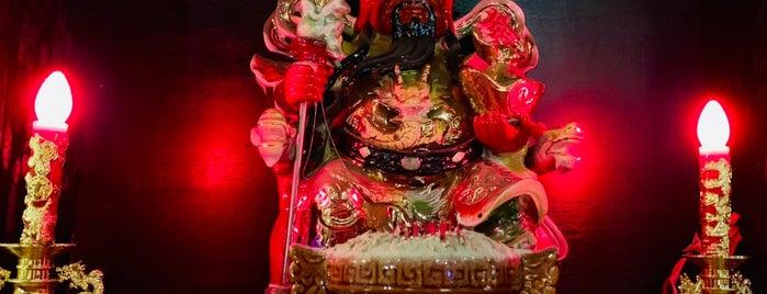 Dragon House Zhu is one of Paco : понравившиеся места.