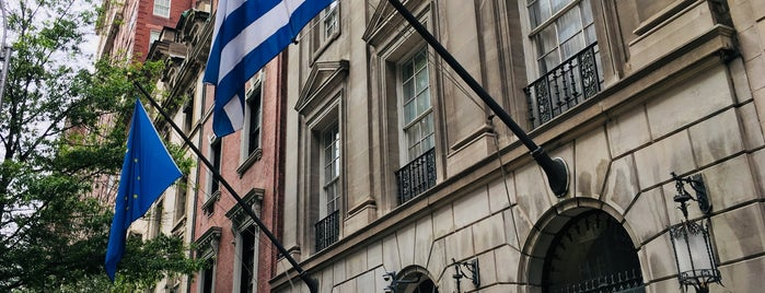 Consulate General of Greece is one of New York!.