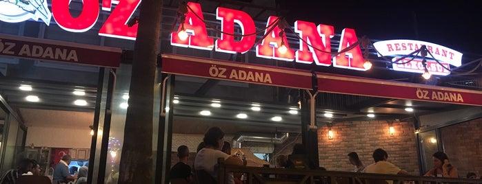 Öz Adana Restaurant is one of Antalya-Fethiye.