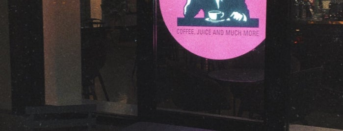 JOE & THE JUICE is one of 🇺🇸.