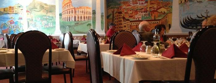Baronessa Italian Restaurant is one of Montgomery Counties best places.