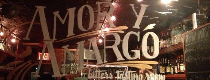 Amor y Amargo is one of Boozin'.