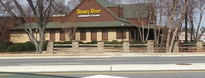 Stoney River Legendary Steaks is one of Roswell.