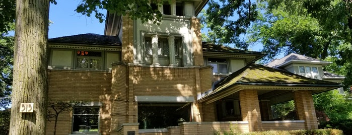 Frank Lloyd Wright Historic  District is one of Chicago, IL.