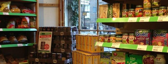 Real Foods Ltd is one of Edinburgh.