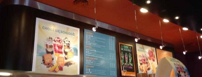 Costa Coffee is one of Orte, die Galia gefallen.