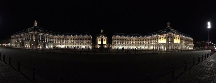 Miroir d'Eau is one of France.