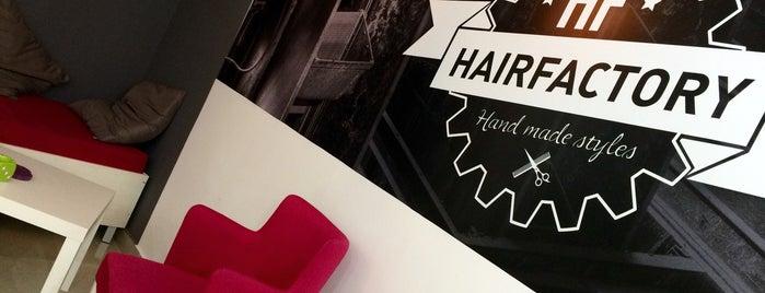 Hair Factory is one of Posti che sono piaciuti a Rados.