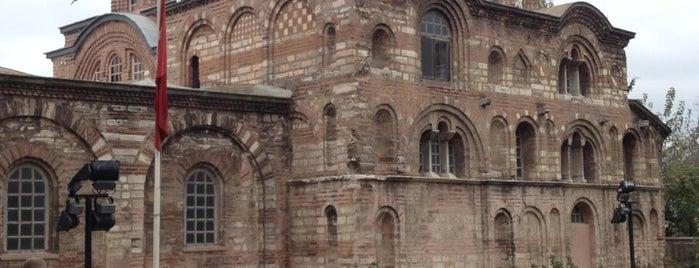 Fethiye Müzesi is one of istanbul gezi listesi.
