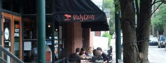 Shady Grove is one of Pittsburgh.