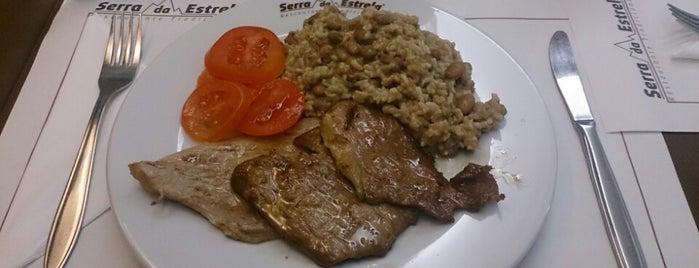 Serra da Estrela - Cantinho Regional is one of Posti che sono piaciuti a Marta.