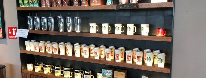 Starbucks is one of Tempat yang Disukai Sandy.