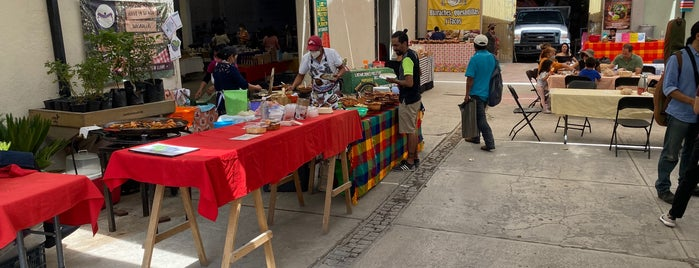 Mercado Sano is one of San Miguel.