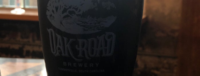 Oak Road Brewery is one of To Try North Chuck / Summerville.