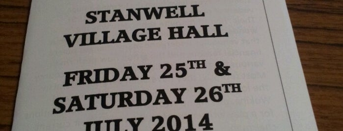 Stanwell Village Hall is one of Nb.