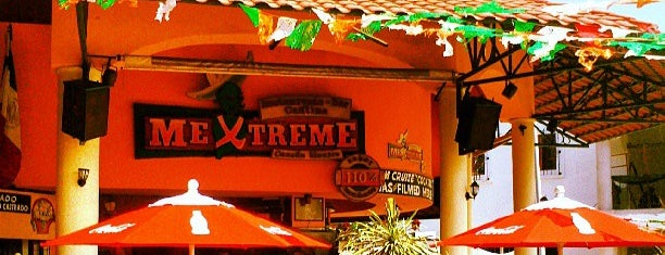 Mextreme is one of Cancun.