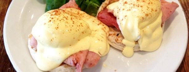 The Breakfast Club is one of Eats: London.