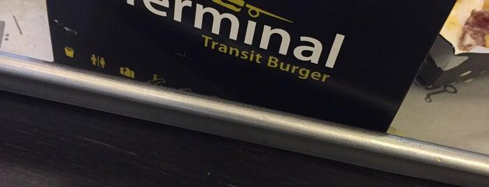 Terminal Burger is one of Lugares guardados de Queen.