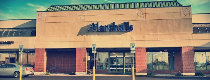 Marshalls is one of East USA.