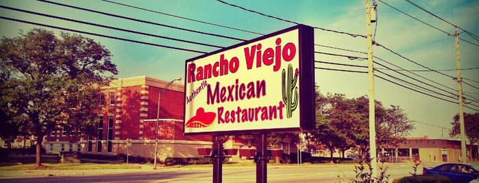Rancho Viejo Mexican Restaurant is one of Places to check out in Rochester.