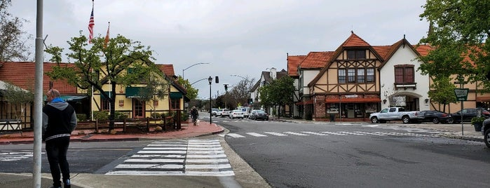 City of Solvang is one of Dan's Places.