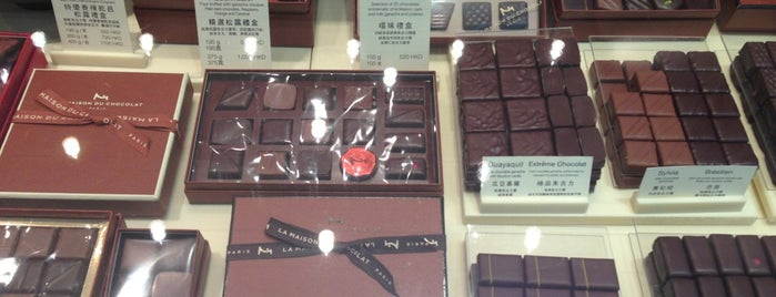 La Maison du Chocolat is one of Shank 님이 좋아한 장소.