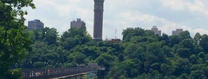 High Bridge is one of Architecture - Great architectural experiences NYC.