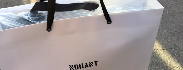 nohant is one of Seoul.